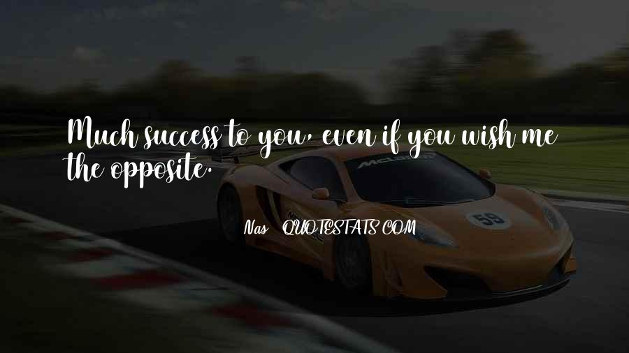 Wish You Success Quotes #1233282