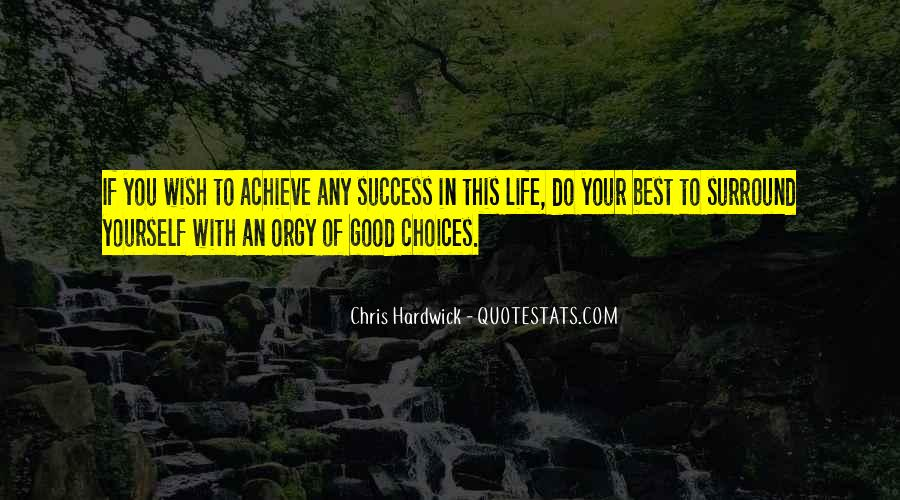 Wish You Success Quotes #1251091