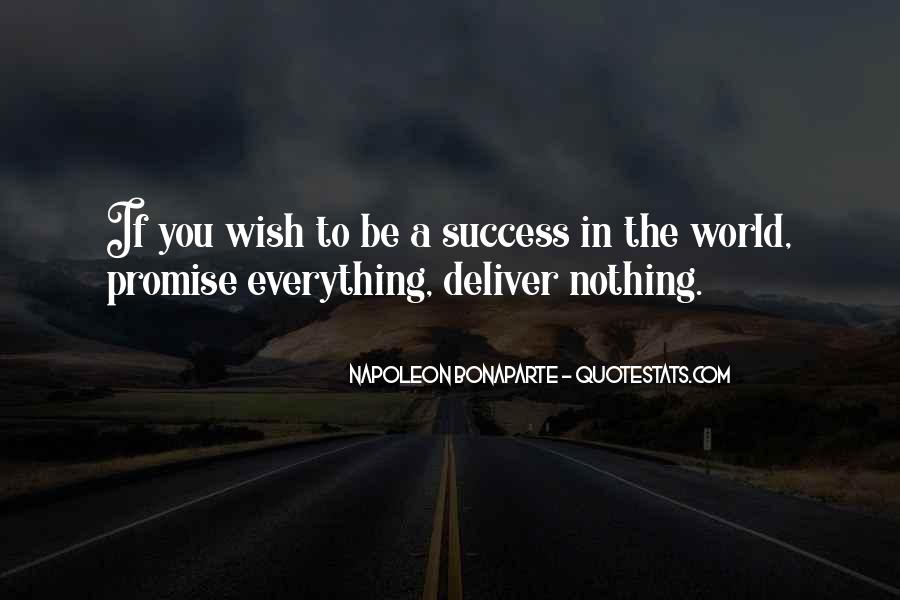 Wish You Success Quotes #1854914