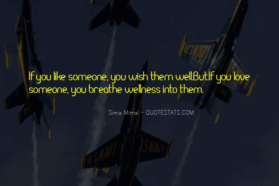 Wish You Well Love Quotes #583432