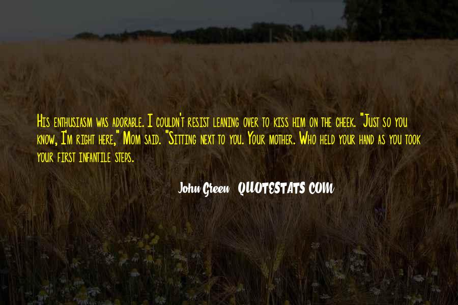 Top 30 Wish You Were Here Mom Quotes: Famous Quotes ...