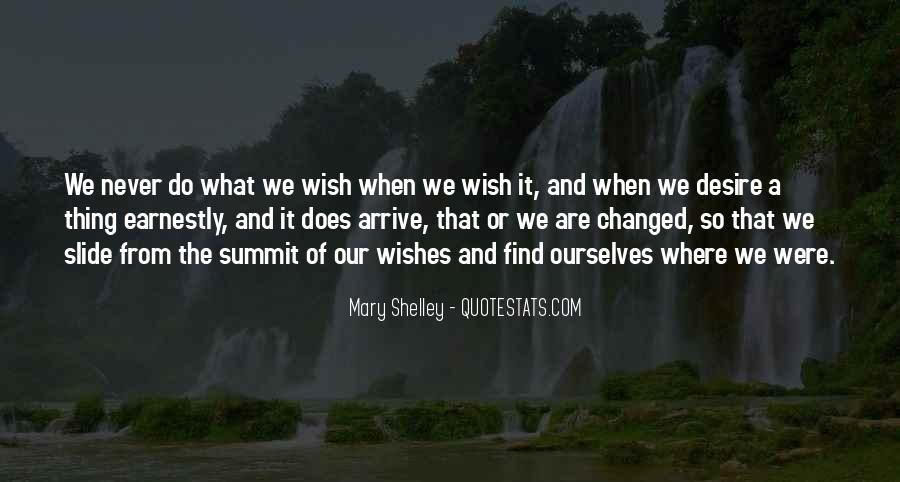 Wishes And Quotes #164078