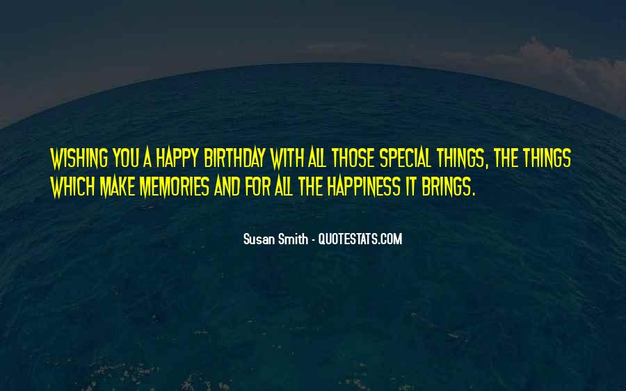 Wishing You All The Best Birthday Quotes #1647669