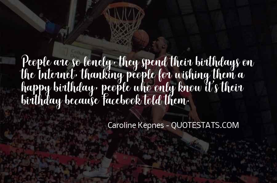 Wishing You All The Best Birthday Quotes #68778