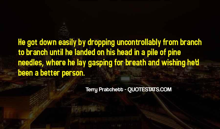 Wishing You Better Quotes #998108