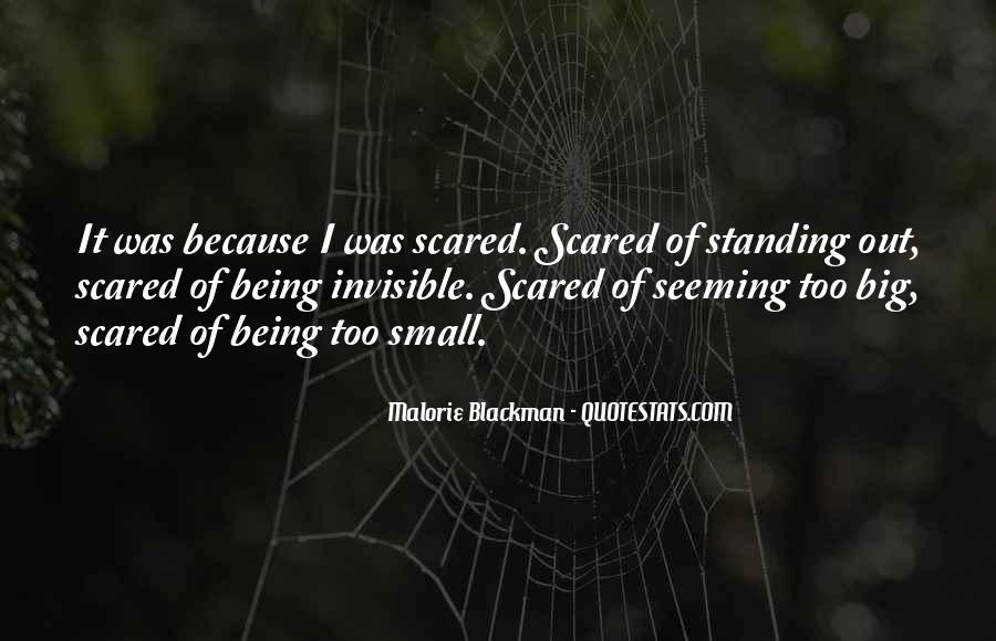 Quotes About Standing Out And Being Yourself #84628