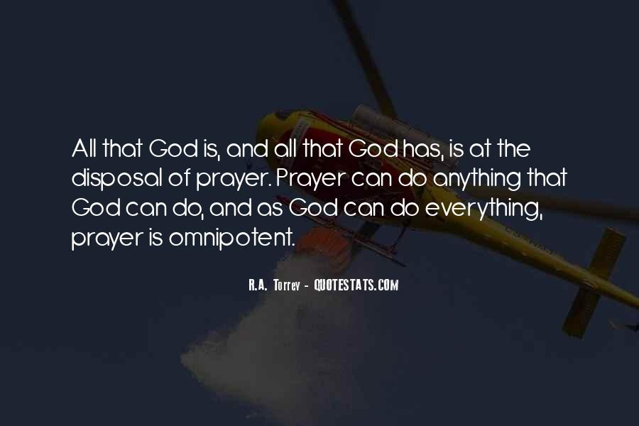 With God You Can Do Anything Quotes #28731