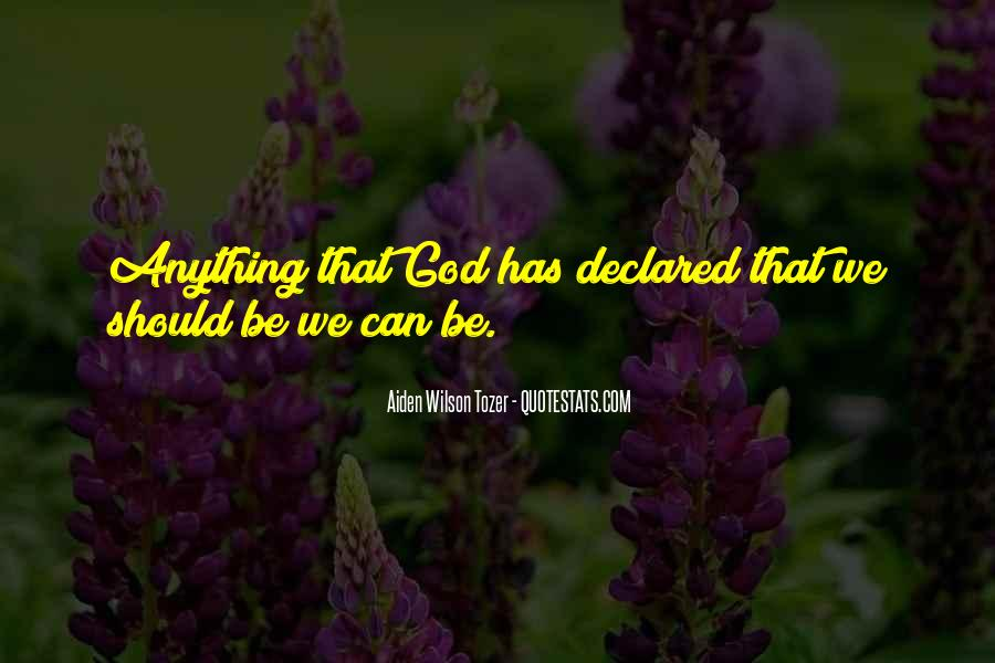 With God You Can Do Anything Quotes #54256