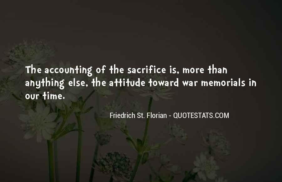 Quotes About Memorials #142225