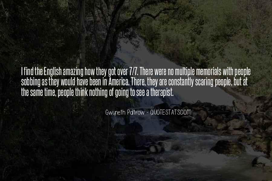 Quotes About Memorials #1877837