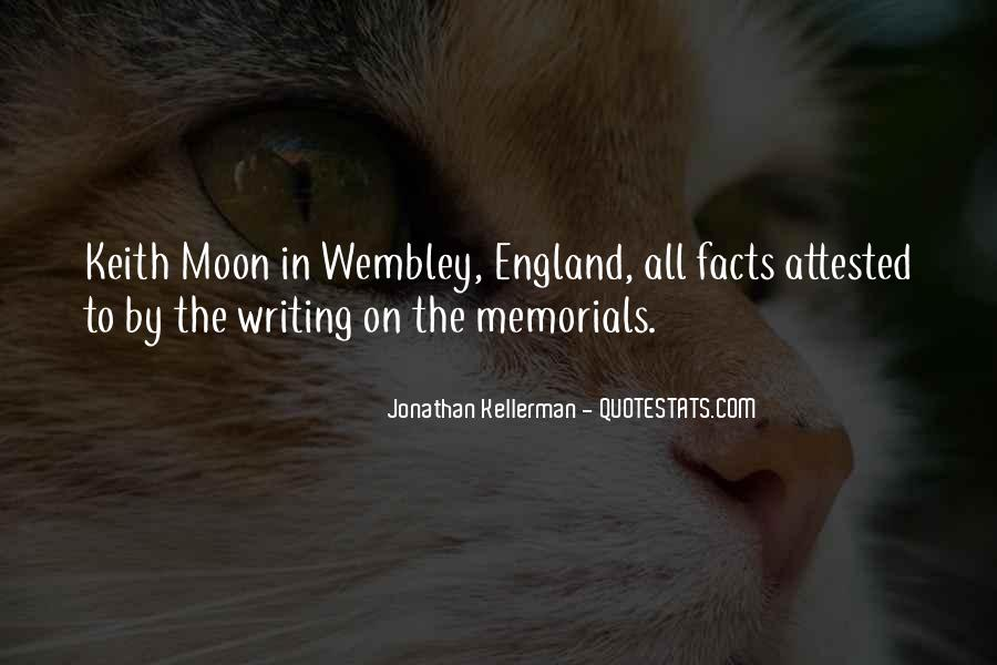 Quotes About Memorials #302201