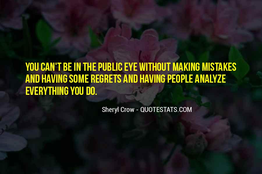 Without Making Mistakes Quotes #1852863