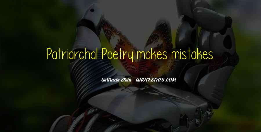 Without Making Mistakes Quotes #204707