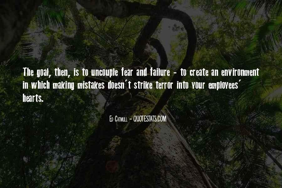 Without Making Mistakes Quotes #46894