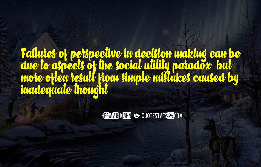 Without Making Mistakes Quotes #80305