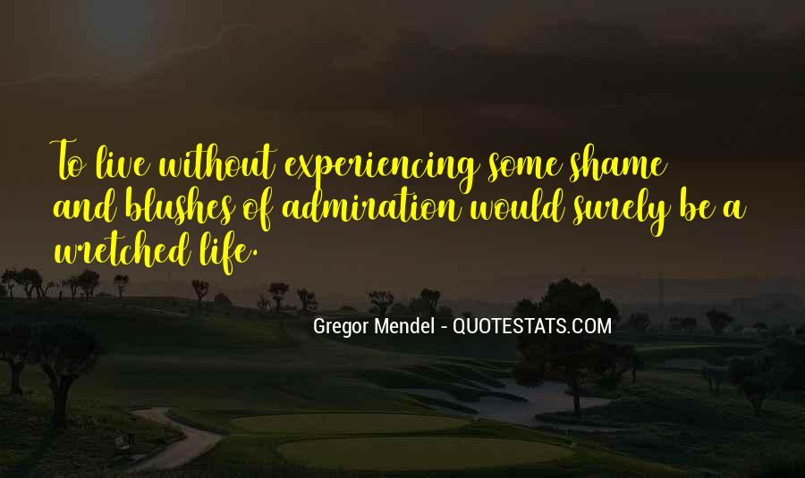Without Shame Quotes #307217