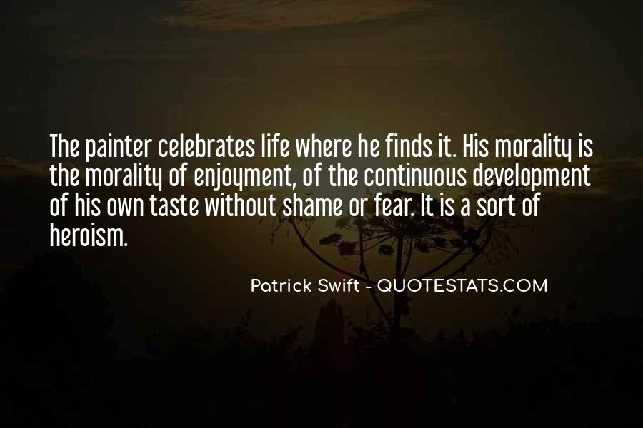 Without Shame Quotes #593140