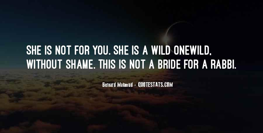 Without Shame Quotes #95256