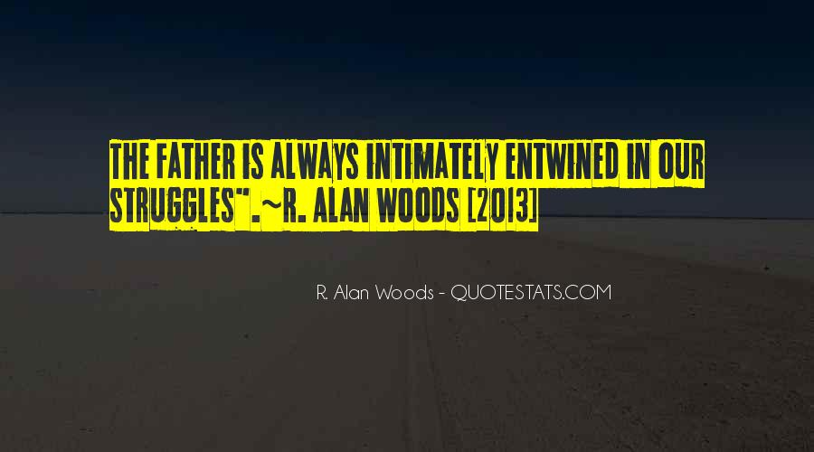 Without Trials And Tribulations Quotes #705660