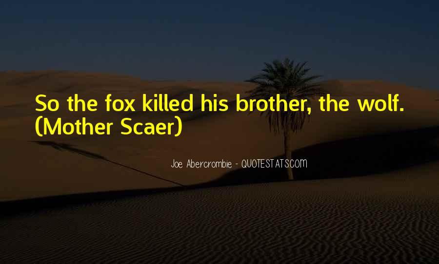 Wolf Brother Quotes #1331837