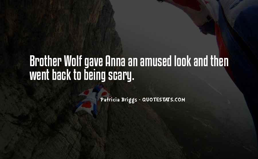 Wolf Brother Quotes #1494764