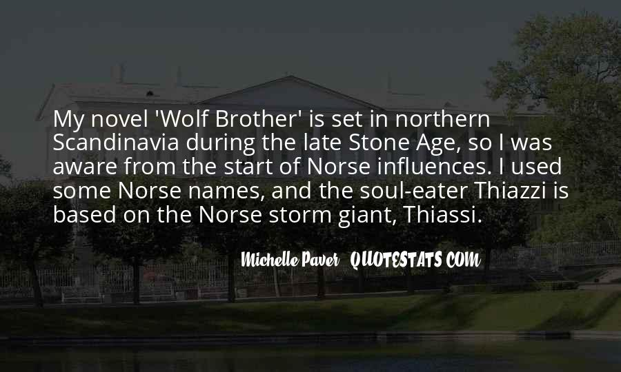 Wolf Brother Quotes #1654784