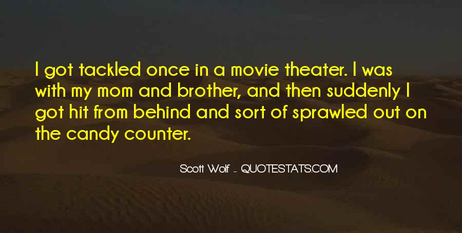 Wolf Brother Quotes #614881