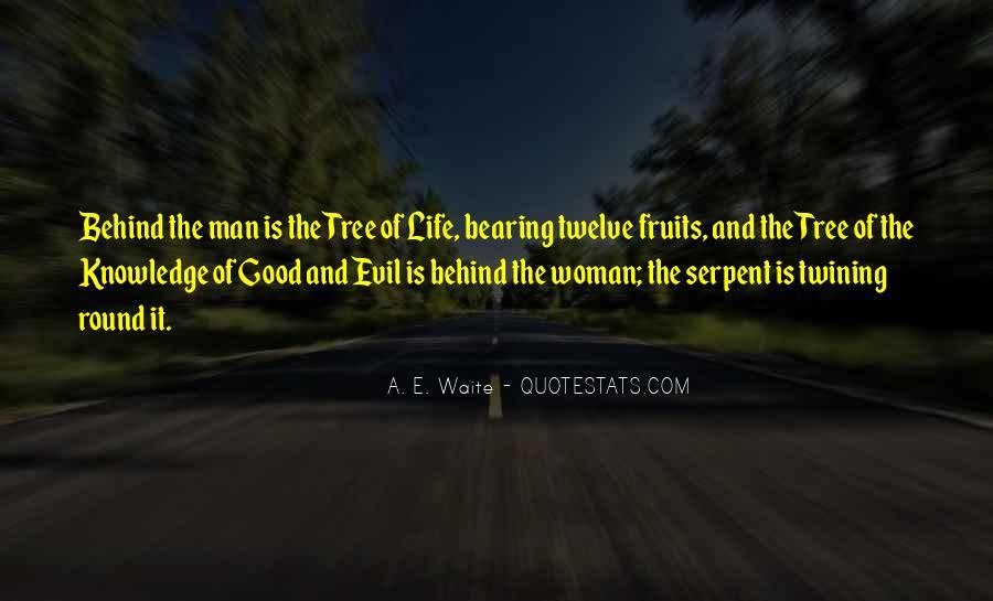 Woman Behind Man Quotes #1621180