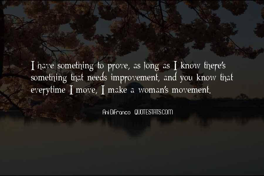 Woman Needs Quotes #129877