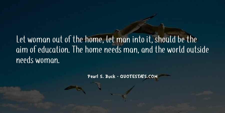 Woman Needs Quotes #218617