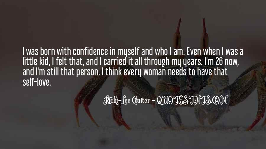 Woman Needs Quotes #253053
