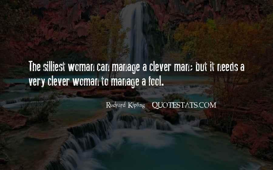 Woman Needs Quotes #344161