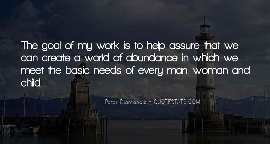 Woman Needs Quotes #419551