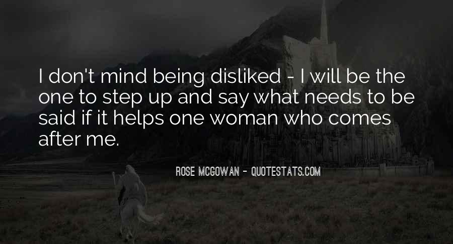 Woman Needs Quotes #439383