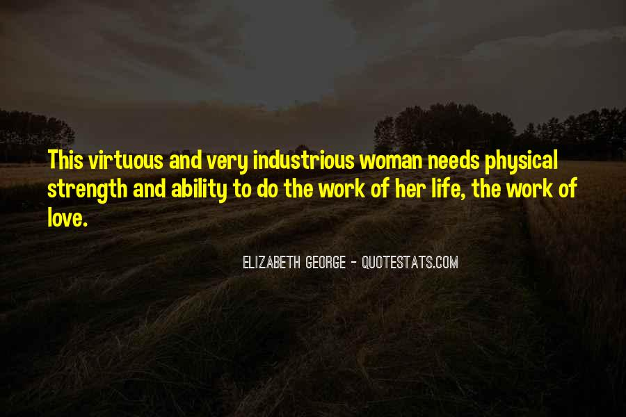 Woman Needs Quotes #542610