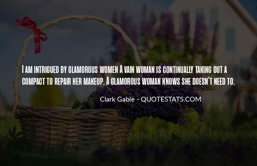 Woman Needs Quotes #555095