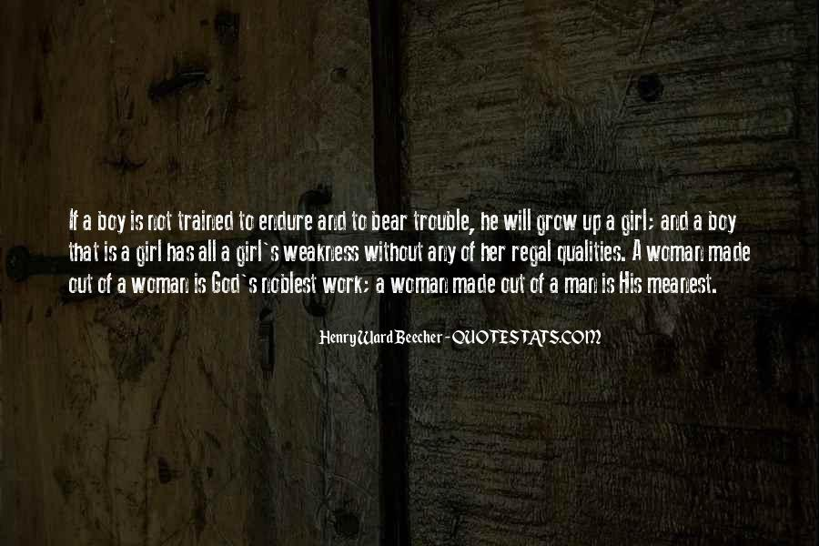 Woman Qualities Quotes #1589447
