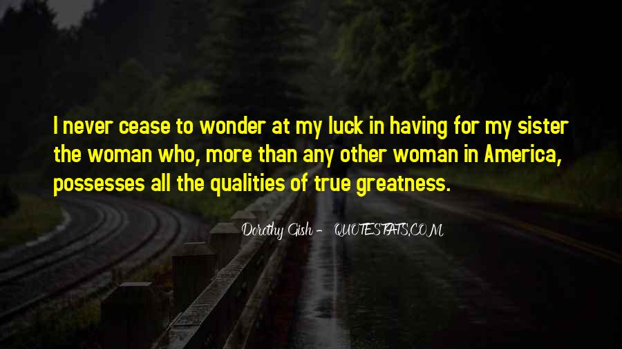 Woman Qualities Quotes #205972