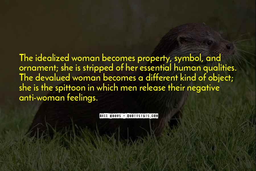 Woman Qualities Quotes #53426