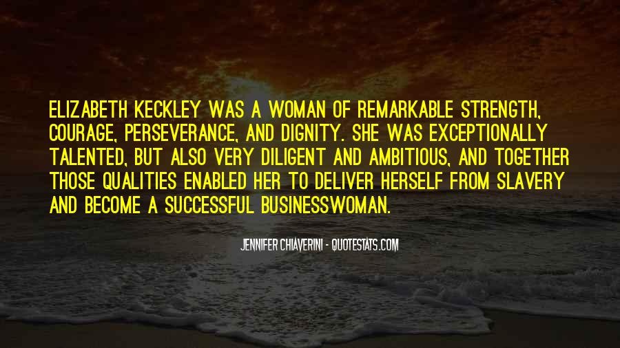 Woman Qualities Quotes #579822