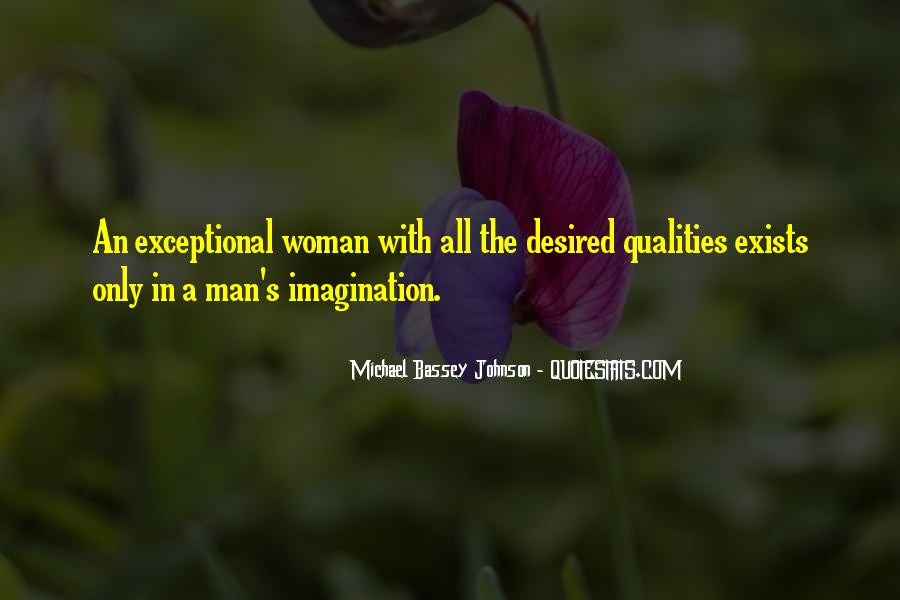 Woman Qualities Quotes #626604