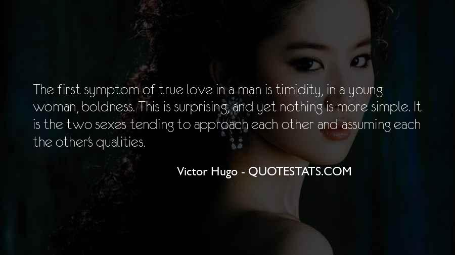 Woman Qualities Quotes #645311