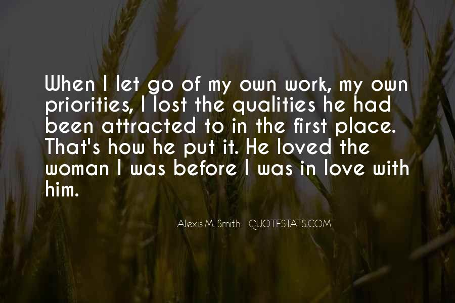 Woman Qualities Quotes #93831