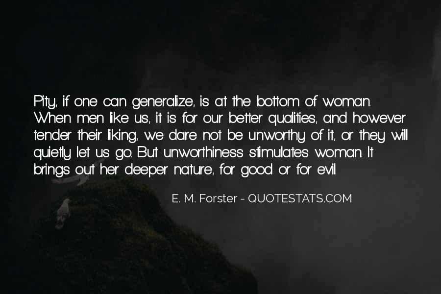 Woman Qualities Quotes #985169