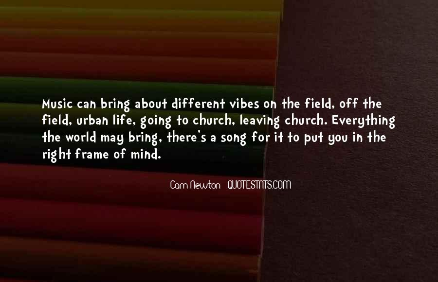 Quotes About Music Vibes #619823
