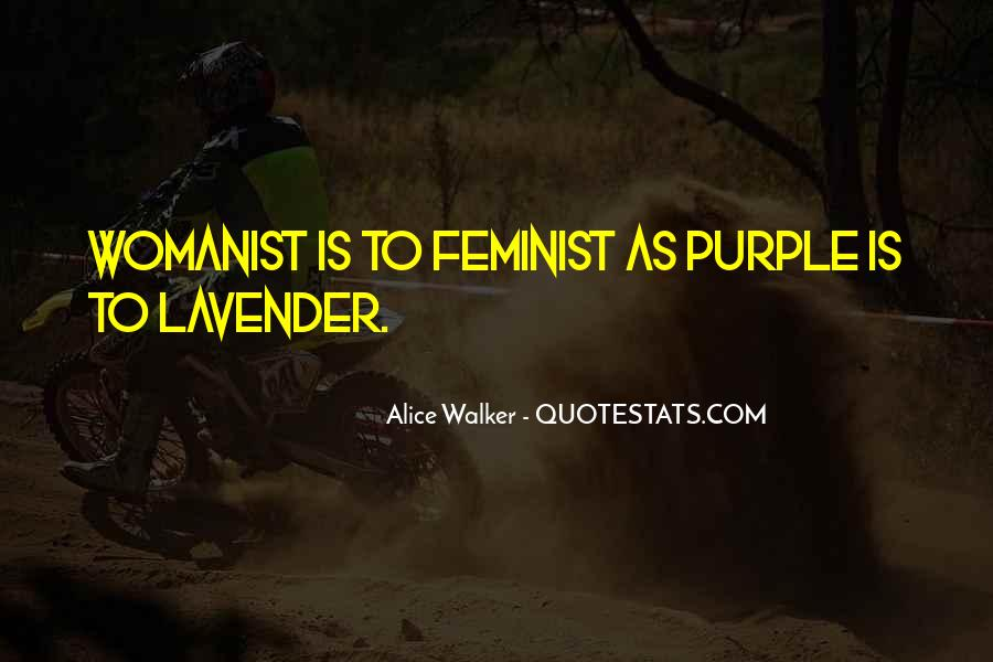 Womanist Quotes #508136