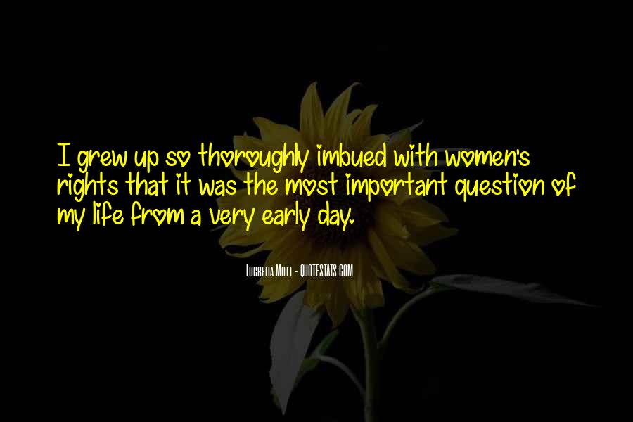 Women's Day With Quotes #494862