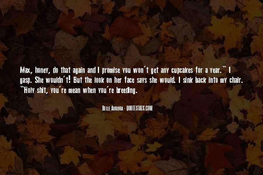 Won't Look Back Quotes #1445485