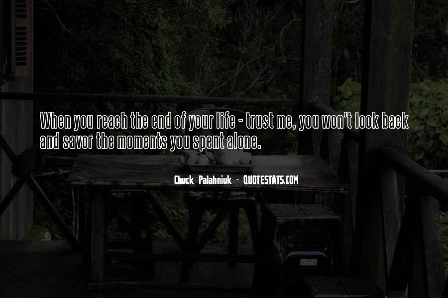 Won't Look Back Quotes #794509