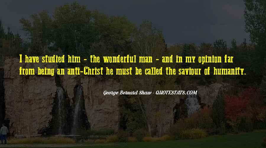 Wonderful Saviour Quotes #303853